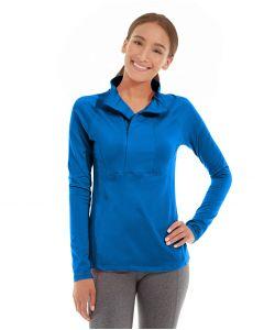 Augusta Pullover Jacket-L-Blue